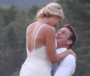 Vermont Wedding Videographer
